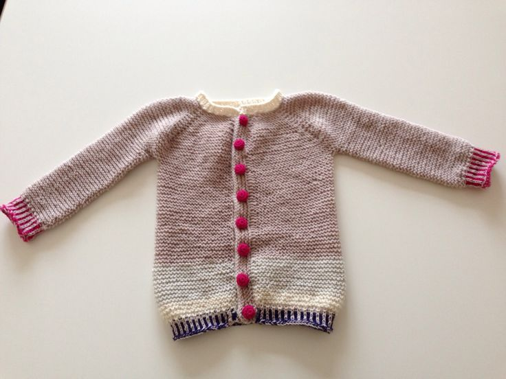 Candy sweater for Ola ❤️