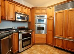 Cabinet buying guide. Also has some ideas for how to redo your existing cabinets.