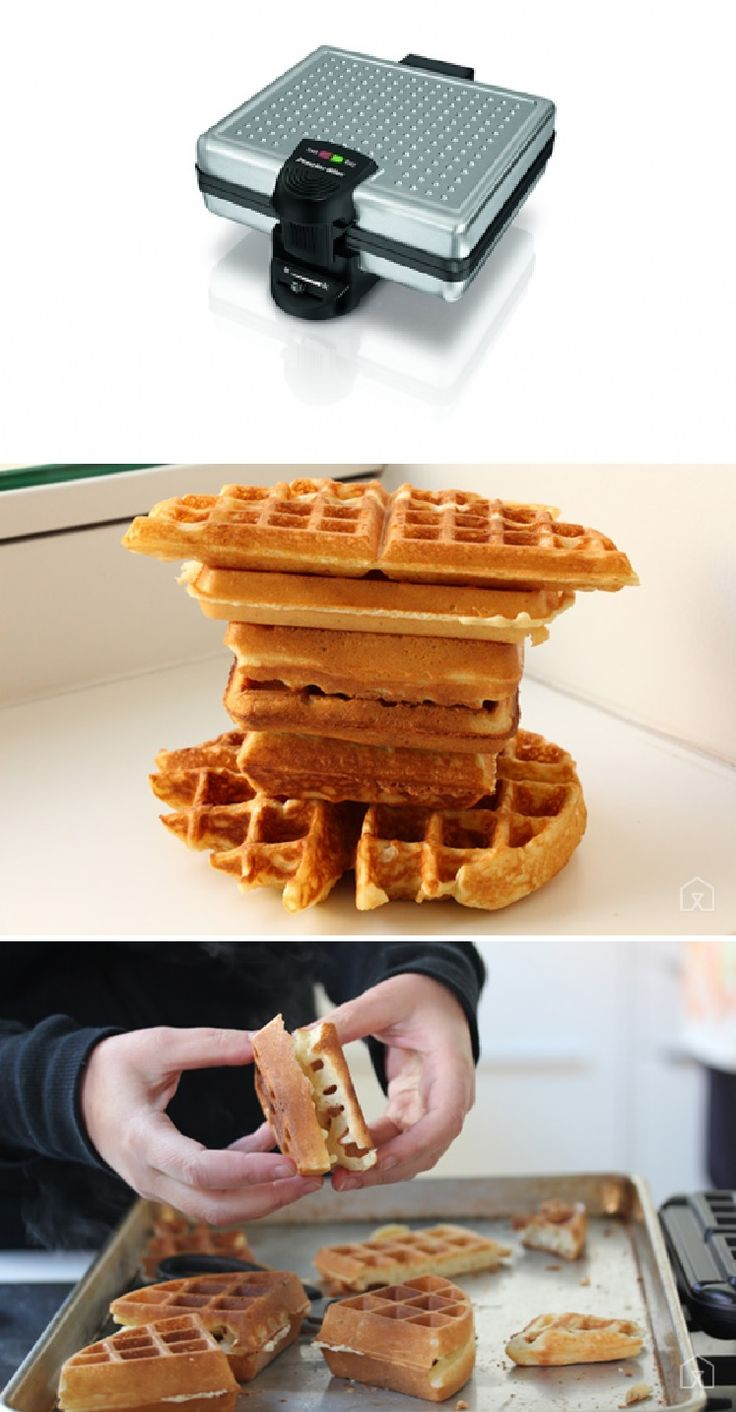 After putting in a total of 40 hours of research, talking with four experts, and testing 15 models, we highly recommend this Waffle Maker for most people. Nonstick grid releases waffles better than most other models do. Accurate light indicator that lets you know exactly when waffles are done
