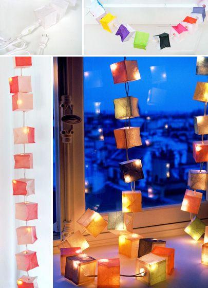 Tsé & Tsé cubist light
