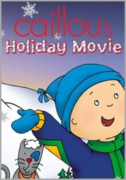 Caillou's Holiday Movie (Movies). For more information visit www.houstonlibrary.org or call 832-393-1313.