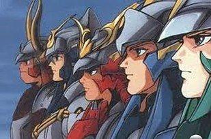 Samurai Warriors - 70 desenhos que farão você ter orgulho de ser uma criança dos anos 90