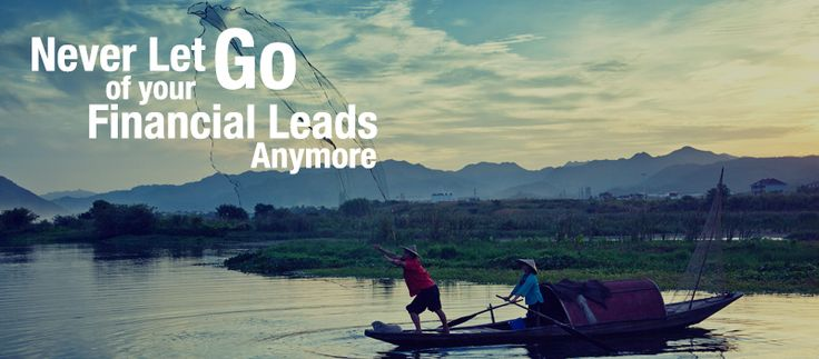 For financial firms, nurturing financial leads can sometimes be a struggle. Read on to know an effective way of nurturing leads.