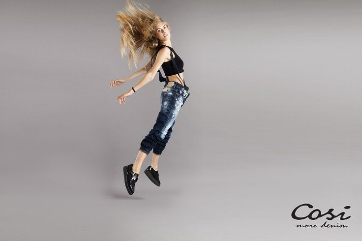 """""""Cosi Jeans"""" Fall/Winter 2014 Denim Collection"""