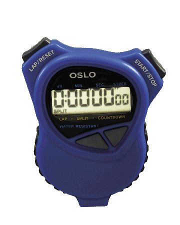 Oslo 1000W Dual Stopwatch / Countdown 6 - Pack Assortment