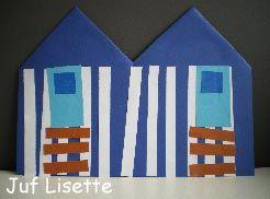 www.juflisette.nl - strandhuisje
