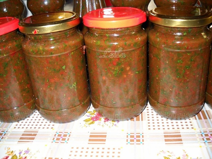 Verdeturi pentru ciorbe la borcan
