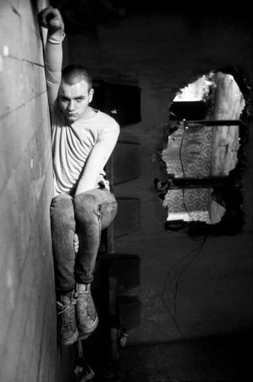 "Ewan McGregor - ""Trainspotting"", 1996. °"