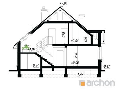 Dom w kobeach Dom jednorodzinny, parterowy z użytkowym poddaszem. Do dyspozycji użytkownika 5 pokoi, 1 kuchnia, 2 łazienki, spiżarnia, kotłownia, garderoby, kominek.  Zobacz więcej na archon.pl