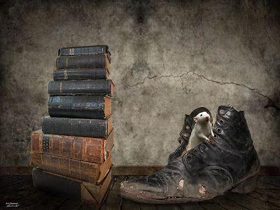 """W zaciszu biblioteki: """"Książki są lustrem"""", czyli cytaty o książkach i czytaniu"""