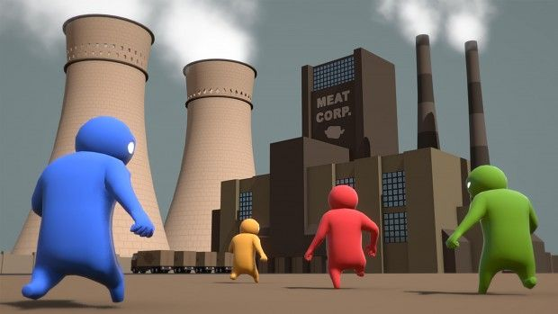 Gang Beasts Windows, Mac, Linux, AndroidConsole, XONE, WiiU, PS4 game - Indie DB