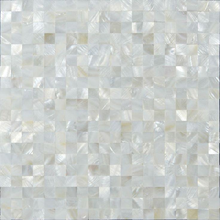 Mother Of Pearl Tile Seamless Shell Mosaic Tiles Kitchen Backsplash  Seashell Mosaic Bathroom Tile Bathroom Wall Stickers Part 52