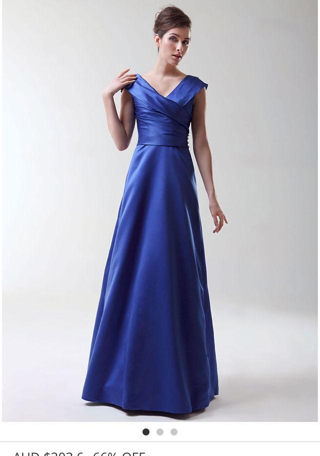http://www.lightinthebox.com/A-line-V-neck-Floor-length-Satin-Bridesmaid--Wedding-Party-Dress--HSX220-_p24729.html