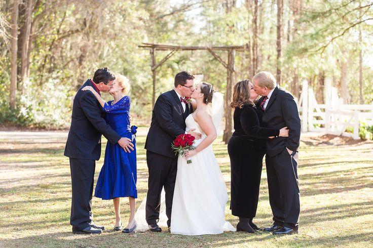 Love This Photo Bride Groom Their Pas The Mackey