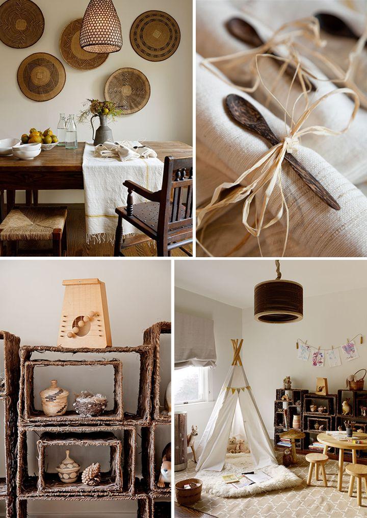 Well-Decorated Bungalow in California ♥ Красиво декорирано бунгало в Калифорния   79 Ideas