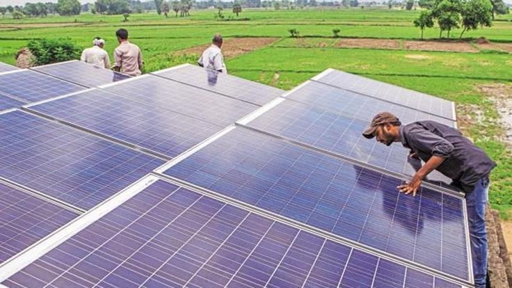NTPC installs India's largest floating solar PV plant
