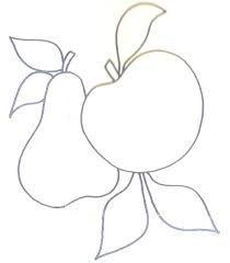 desenhos de mosaicos frutas cozinhs - Pesquisa Google
