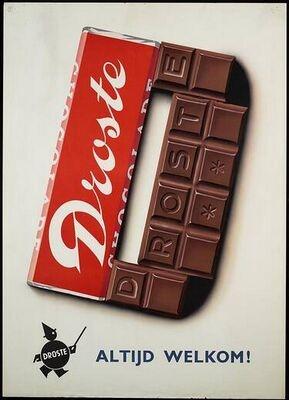 Droste Chocolate bars