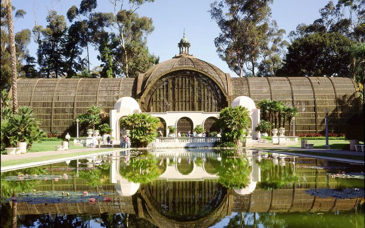 World's Most-Visited Tourist Attractions: Balboa Park, San Diego