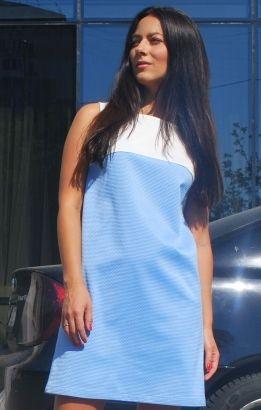 Платье трапеция / Фотофорум / Burdastyle