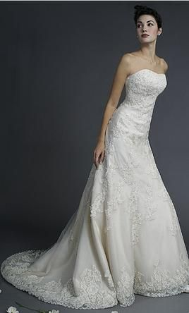 15 best images about my dream wedding dress on pinterest for How much is a custom wedding dress