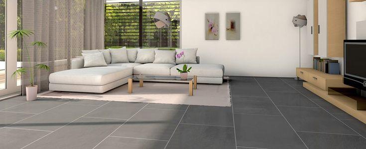 Fliesen Verlegung | Tiles | Pinterest | Fliesen, Bodenbelag Und ... Schiefer Fliesen Wohnzimmer