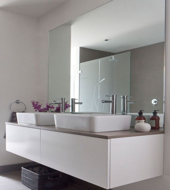 19 best Bathroom Mirror Ideas images on Pinterest | Bathrooms ...