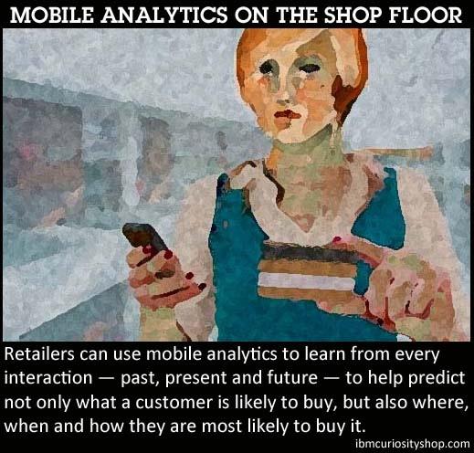 Mobile Analytics on the Shop Floor