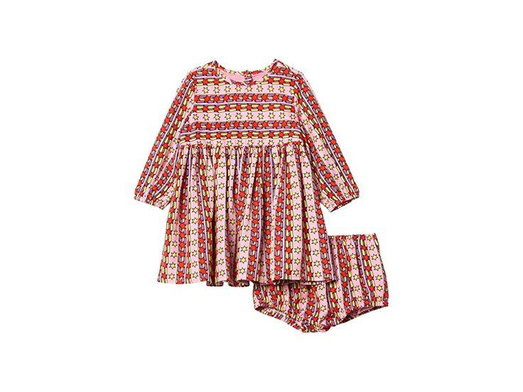 stella mccartney kids rising stars tencel dress infant girls