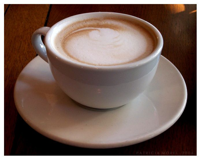 Vanilla Latte Recipe using your Keurig:  Heat 1 1/4 cups milk in microwave for 2 minutes,  Brew a dark roast K cup (smallest, strongest setting) into you favorite large mug. Pour 1 T. vanilla syrup into hot milk (or use 1 T sugar and 1 tsp vanilla extract) and whisk until foamy. Add milk mixture into coffee mug, holding back foam with a spoon, then spoon foam on top of coffee/milk mixture. Enjoy!