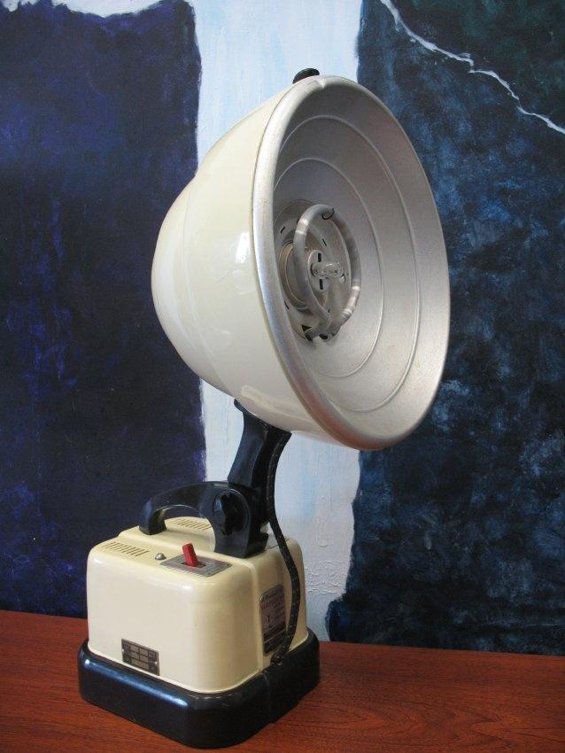 Hanovia Lamp