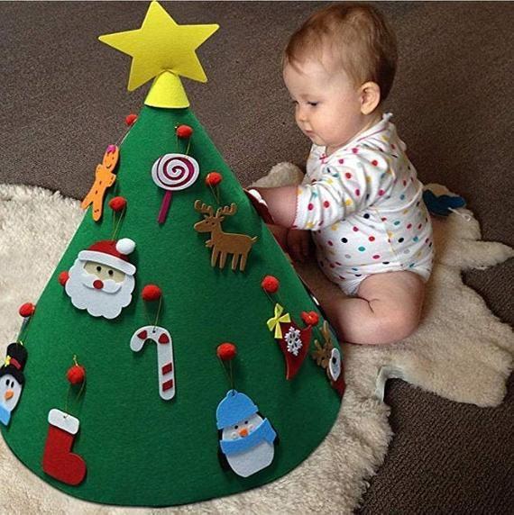 Attention We Recommend To Order Well In Advance Of The Holiday Season To Avoid Disapp árboles De Navidad De Fieltro árboles De Navidad Para Niños Manualidades