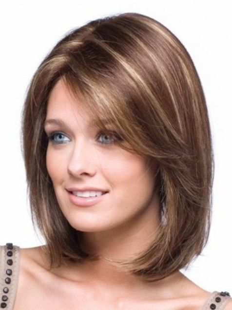 Superb 1000 Ideas About Cute Shoulder Length Haircuts On Pinterest Short Hairstyles For Black Women Fulllsitofus