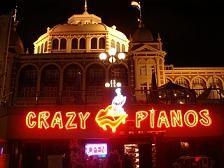 Crazy piano's