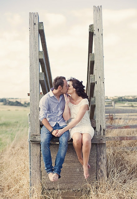country engagement shoot. We could go to the swinging bridge