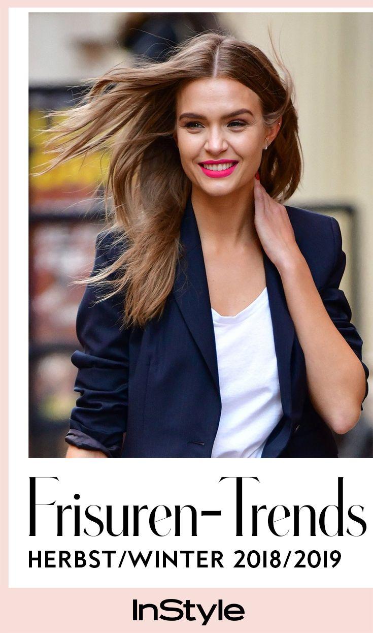 Laut Haarexperten Das Werden Die Frisuren Trends Fur Herbst Winter