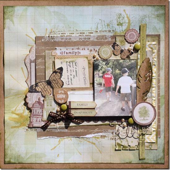 Kaisercraft - Heirloom - Wendy Smith @ Anna's Craft Cupboard | #couturecreationaus #decorativedies #scrapbooking