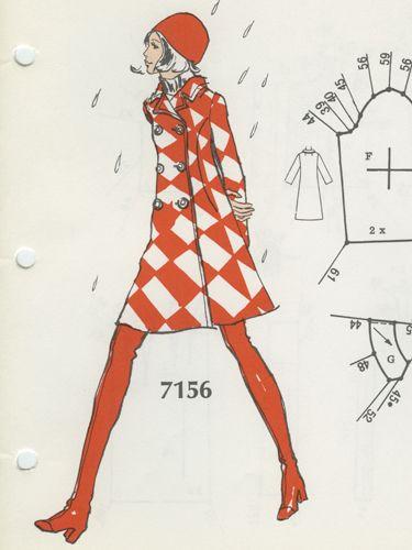 Dot Pattern System Deluxe: Coat
