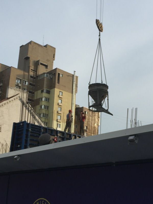 """Ход строительства ЖК """"New York concept house"""" 27.05.2016"""