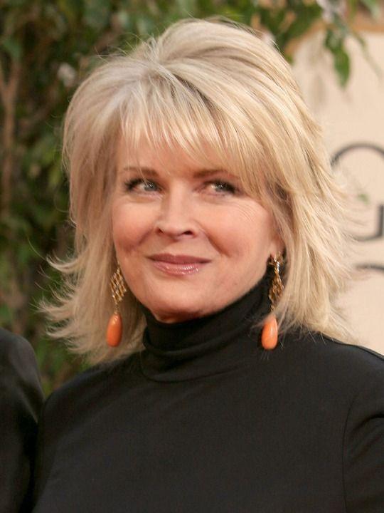 Candice Bergen - love this cut