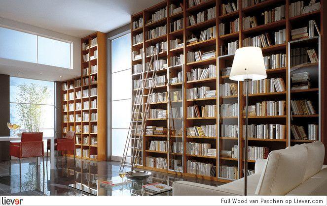 Paschen Super Quantum - Paschen boekenkasten & wandkasten - foto's & verkoopadressen op Liever interieur