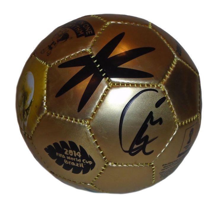 Kyle Beckerman Signed 2014 FIFA World Cup Soccer Ball, USMNT,Autographed,PSA/DNA    eBay
