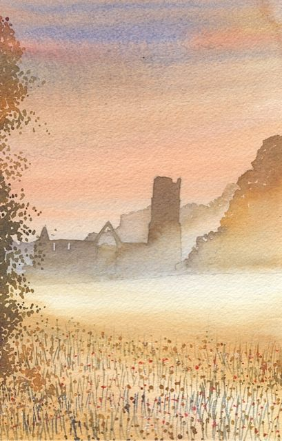 Ian Scott Massie Architecture paintings - Ian Scott Massie: a painter and printmaker based in North Yorkshire,