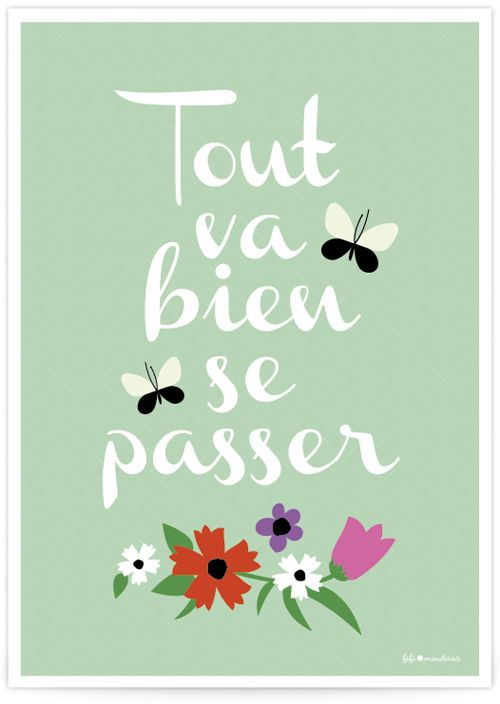 Tout va bien se passer ! #quotes, #citations, #pixword,