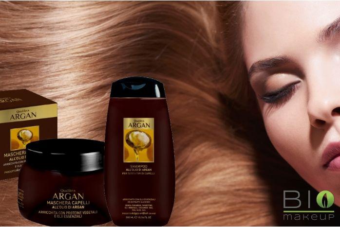 """Prime impressioni di @DebyVany91- Bio Make-up sulla linea capelli """"Qualikos Argan"""". Leggi qui la recensione: http://bit.ly/24yCEQn  Un pieno di idratazione e morbidezza per i capelli in estate.   Tu l'hai già provata? Cosa ne pensi?  ✿✿ #vegan #crueltyfree #madeinitaly"""