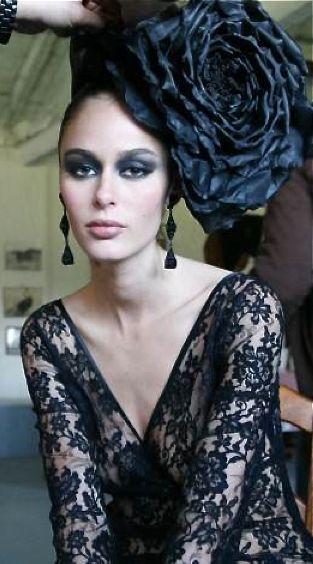 Vogue Australia #millinery #judithm #hats