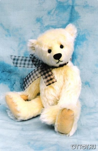 DIY Teddy Bear - FREE Sewing Pattern