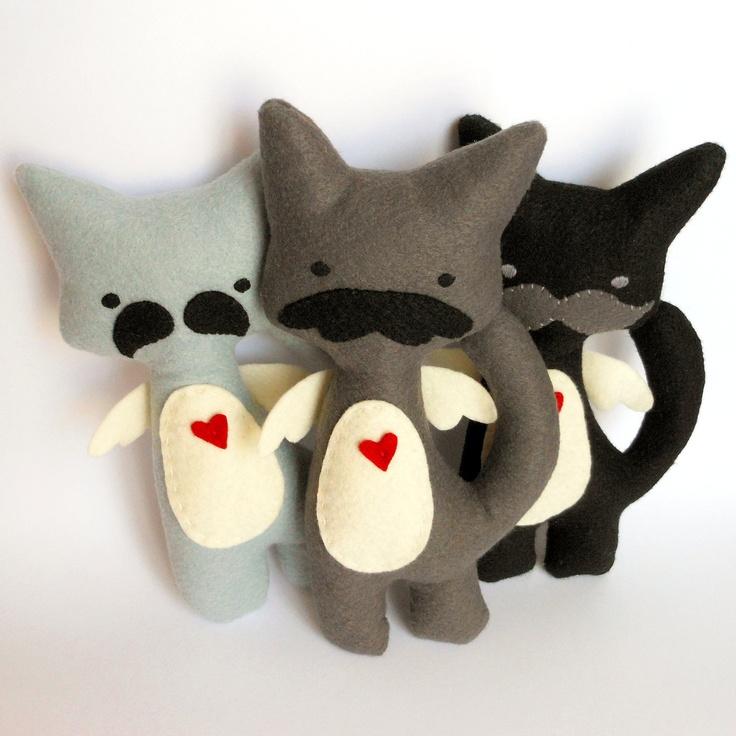Kitty Cat Plush