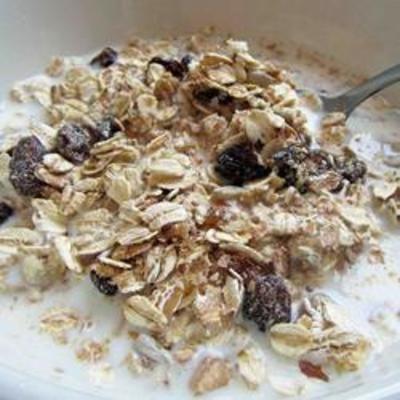 Muesli:  Hens Of The Woods, Breakfast Cereal, Brown Sugar, Food And Drinks, Muesli Recipes, Art Recipes,  Grifola Frondosa, Popular Pin, Greek Yogurt