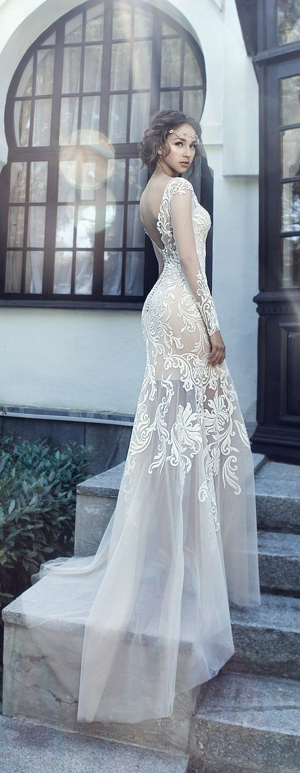 1133 best dresses images on Pinterest | Groom attire, Gown wedding ...